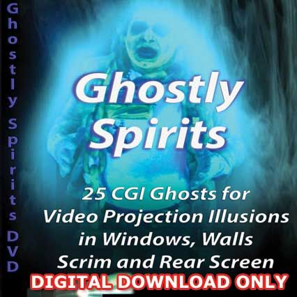 GHOSTLY SPIRITS DIGITAL DOWNLOAD